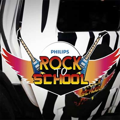 Photofilms - ROCK TO SCHOOL