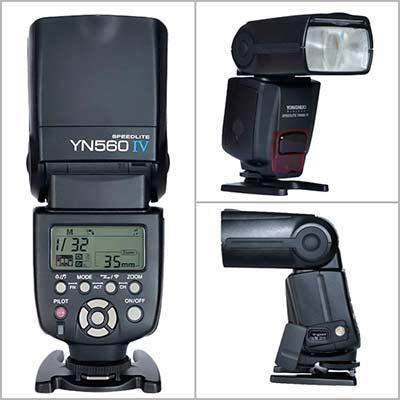 Photofilms -  FLASH YN-560_IV
