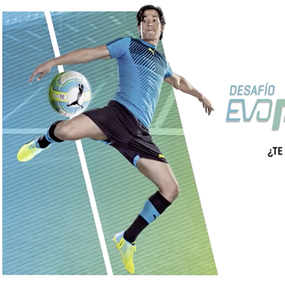 Photofilms - PUMA EVOPOWER PLAZA VESPUCIO