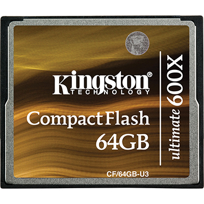 Photofilms -  COMPAC FLASH 64GB