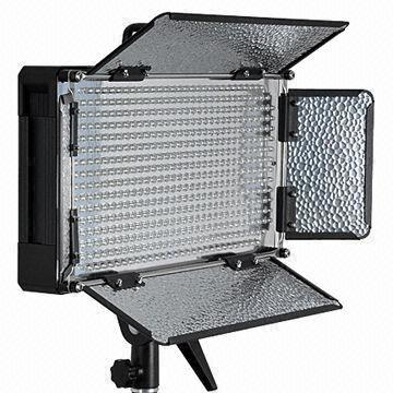 Photofilms - Panel LED 500 watts con T° color